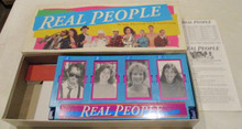 Vintage Board Games - Real People - 1991 - Parker Brothers