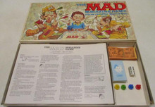 Vintage Board Games - Mad Magazine Game - 1979 - Parker Brothers