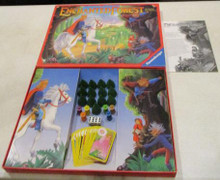 Vintage Board Games - Enchanted Forest - 1994 - Ravensburger
