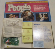 Vintage Board Games - People Weekly - 1984