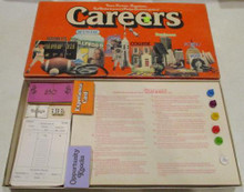 Vintage Board Games - Careers - 1979