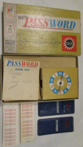 Vintage Board Games - Password - 14th Edition - 1973