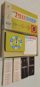 Vintage Board Games - Password - 7th Edition - 1966