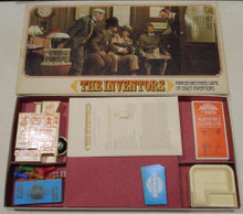 Vintage Board Games - Inventors, The - 1974