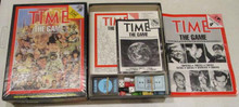Vintage Board Games - Time, the Game - 1983