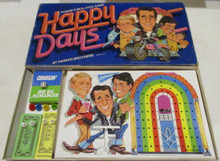 Vintage Board Games - Happy Days - 1976