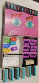 Vintage Board Games - True Colors - 1990