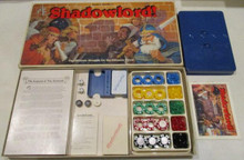 Vintage Board Games - Shadowlord - 1983