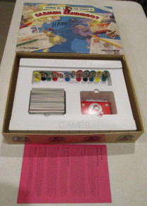 Vintage Board Games - Where in the World Is Carmen San Diego? - 1992