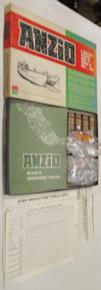 Vintage Board Games - Anzio - 1977