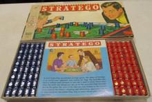Vintage Board Games - Stratego - 1970