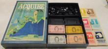 Vintage Board Games - Acquire - 1976
