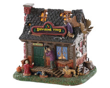 85309 - Creepy Cabin - Lemax Spooky Town Houses