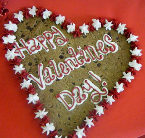 Chocolate Chunk Cookie Cake