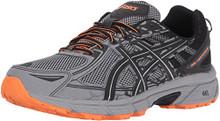 ASICS Men's Gel-Venture 6 Running-Shoes, Frost Grey/Phantom/Black