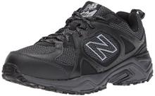 New Balance Men's 481V3 Cushioning Trail Running Shoe, Black