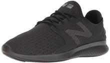 New Balance Men's Coast v3 Running-Shoes, Black