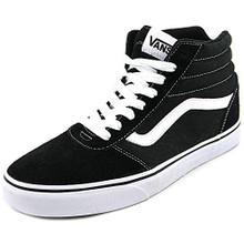 Vans Ward Hi Men Black Skate Shoe