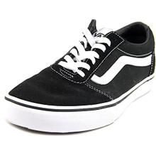 Vans Ward Men Black Skate Shoe