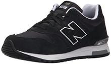 New Balance Men's Ml565 Classic Running Shoe, Black