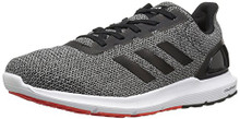 adidas Men's Cosmic 2 Sl m Running Shoe, Black/Black/Core Red