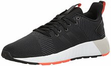 adidas Men's Questar BYD, Core Black/Core Black/Solar Red