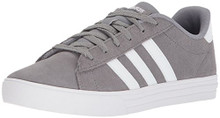 adidas Unisex-Kids Daily 2.0 K, Grey Three/White/White
