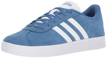 adidas Unisex-Kids VL Court 2.0 K, Trace Royal/White/Grey Two