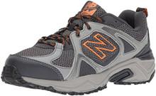 New Balance Men's 481V3 Cushioning Trail Running Shoe, Grey