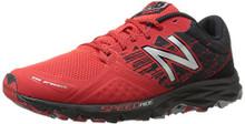New Balance Men's MT690v2 Responsive Trail Running Shoe, Red/Black