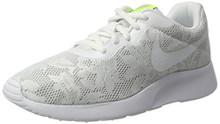 NIKE Women's Tanjun ENG White/White Pure Platinum Running Shoe
