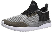 PUMA Men's Pacer Next Cage GK Sneaker, Black Black