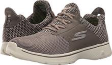 Skechers Mens Gowalk 4 - Instinct Sneaker Taupe
