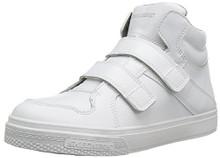Skechers Kids Boys Brixor-Dapper Kickz Sneaker,White,