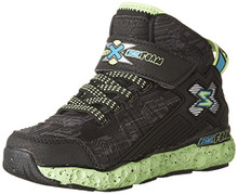 SKECHERS KIDS Boy's Cosmic Foam 97500L (Little Kid/Big Kid) Black
