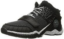 Skechers Kids Boys' Cosmic Foam II Sneaker,Black/White