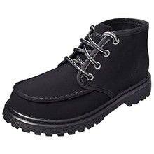 Skechers Kids' Welder Ludgrove Boot Pre/Grade School-Black