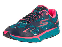Skechers Women's GOrun Forza Climate Series Running Shoe,Navy