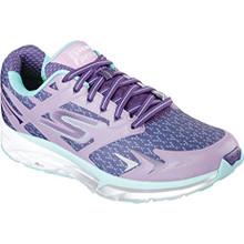 Skechers Womens GOrun Forza Running Shoe,Purple/Aqua