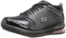 Skechers Work Women's lingle Work Shoe,Black