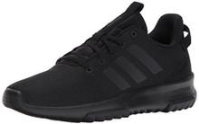 adidas Men's CF Racer TR Trail Running Shoes, Black/Black/Running White