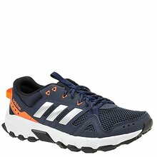 adidas Men's Rockadia Trail m Running Shoe, Collegiate Navy