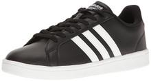 adidas Men's Swift Run Shoes,Black/White/White