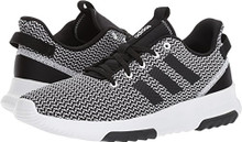 adidas Performance Men's CF Racer TR Hiking Shoes, White/Black