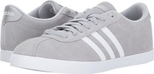 adidas Performance Women's Shoes | Courtset Sneakers, Light Onix/White