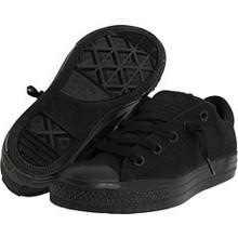 Converse Boy's Chuck Taylor All Star Street Ox Shoe, black