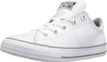 Converse Boys Chuck Taylor Madison Ox Fashion Sneaker Shoe, White