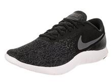 Nike Men's Flex Contact Running Shoe, Black/Dark Grey-Anthracite-White