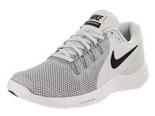Nike Womens Lunar Apparent Running Shoe Pure Platinum/Black-Wolf Grey