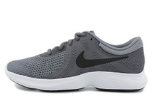 NIKE Kids Revolution 4 (GS) Dark Grey/Black-Cool Grey Whit